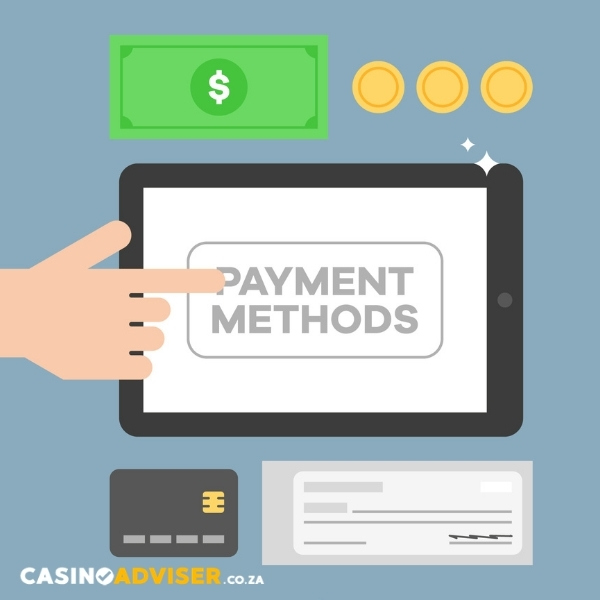 Convenient payment methods